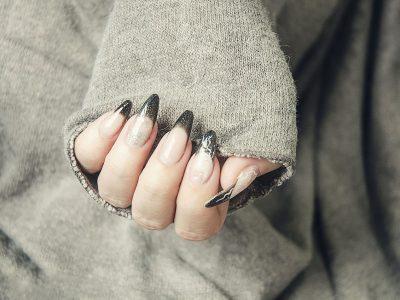 manicure on a budget
