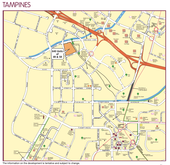 August 2019 BTO Tampines