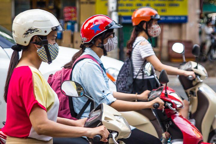 Combat haze in singapore
