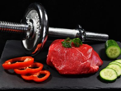 food for muscle growth
