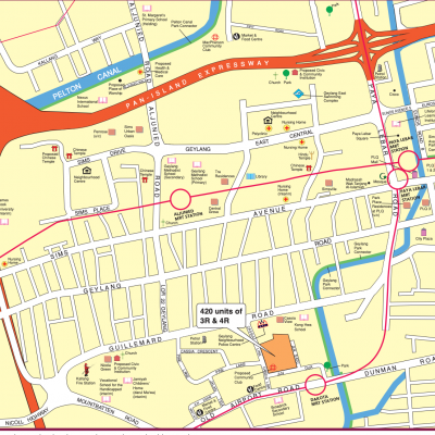 Aug 2020 BTO Launch Geylang Ang Mo Kio Pasir Ris Tampines