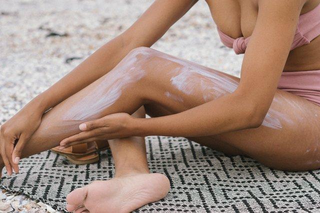 simple tips sun damage skin care