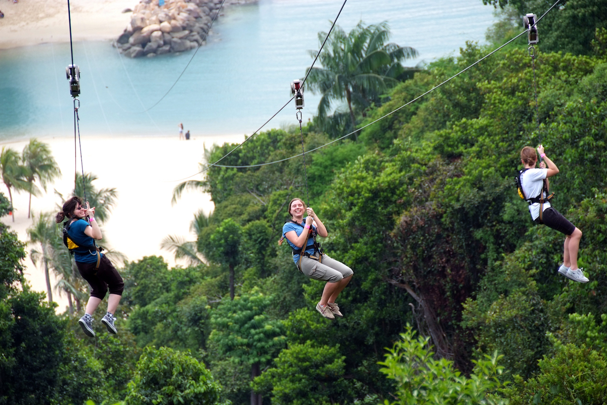 adrenaline activities stress relief