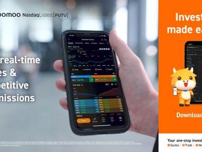 moomoo trading app